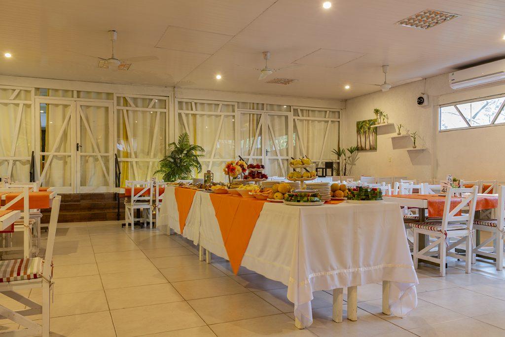 Hotel Los Alpes San Bernardino Paraguay