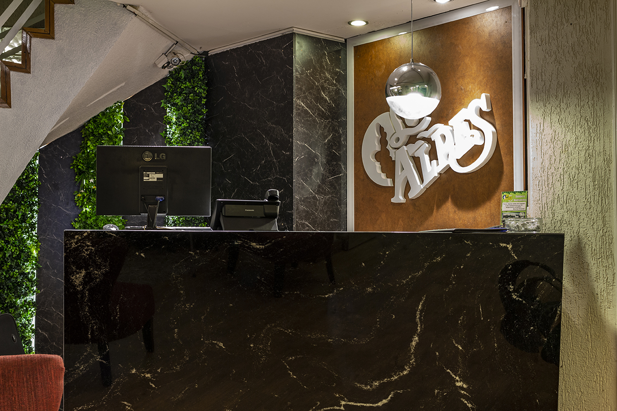 Hotel Los Alpes Villa Morra