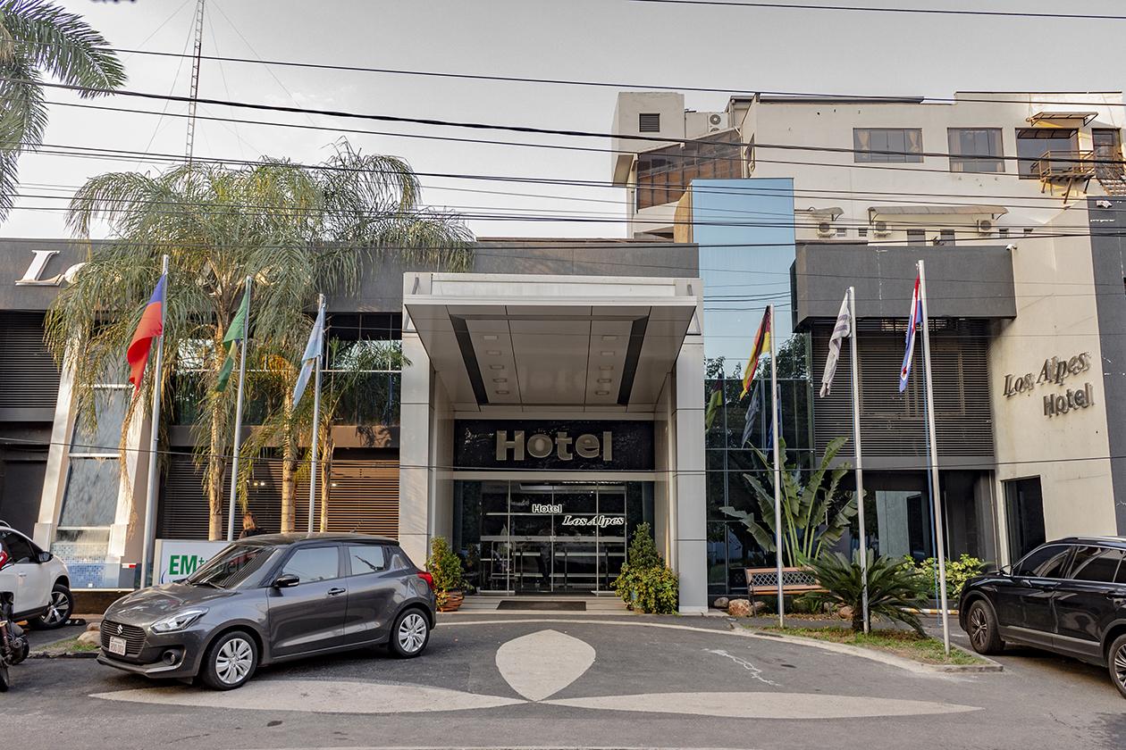 Hotel Santa Teresa de Asuncion