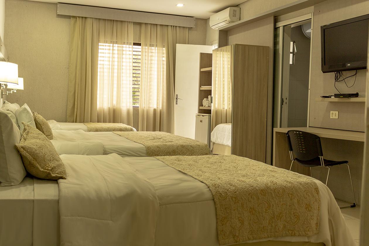 Hotel Los Alpes Santa Teresa de Asuncion