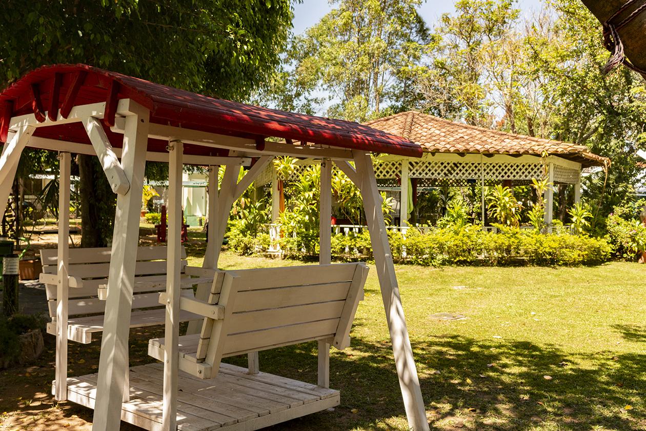 Hotel Los Alpes Sanber (San Bernardino) Paraguay
