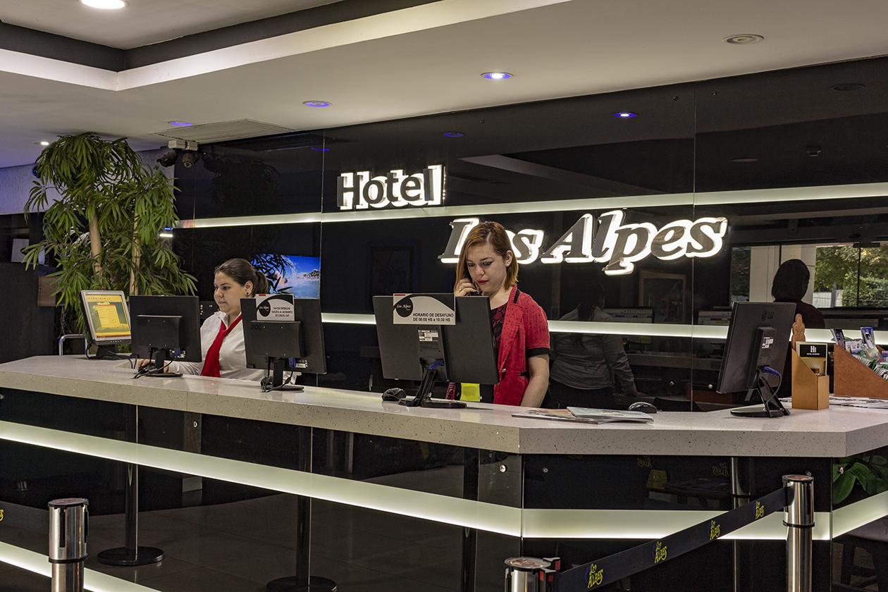 HotelLos Alpes Santa Teresa de Asuncion