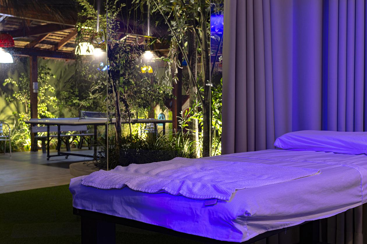 Hotel Los Alpes Cipreses, Asuncion Paraguay